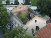 War ruined buildings