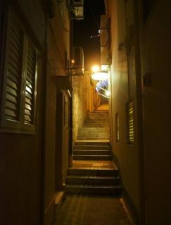 Lantern lit streets